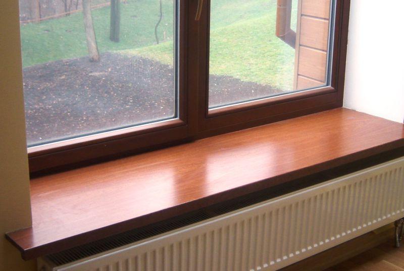 Werzalit - Davanzale finestra interno ...