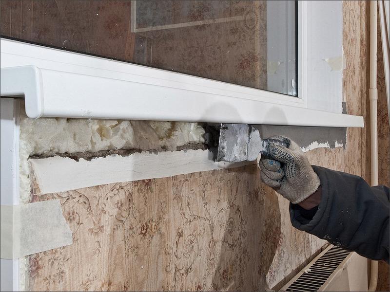 Промерзает кирпичная стена как утеплить изнутри
